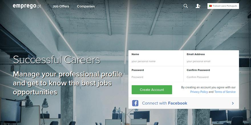 EMPREGO - Successful Careers