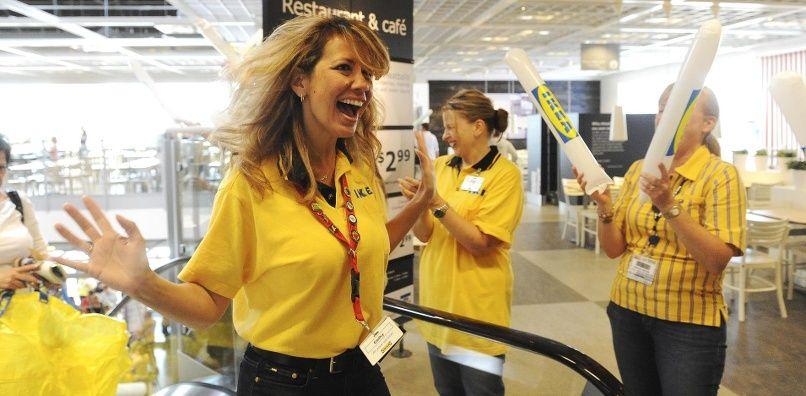 Salário Mínimo aumenta para 600€ nas lojas IKEA